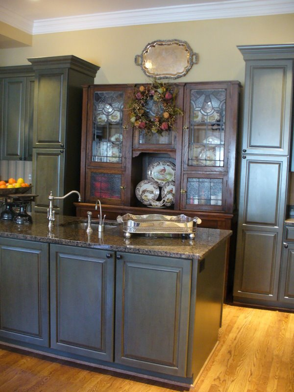 Wedgewood Blue Kitchen Cabinets | Digitalstudiosweb.com