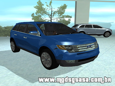 Ford Edge 2010 para GTA San Andreas