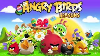 Angry Birds Seasons Apk v6.6.1 (Mod Bonuses)