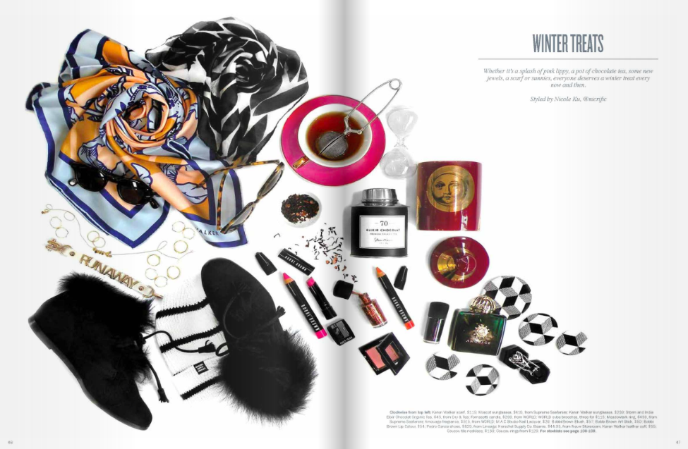 Nicole Ku | Nicrific Fashion Photographer Britomart Magazine