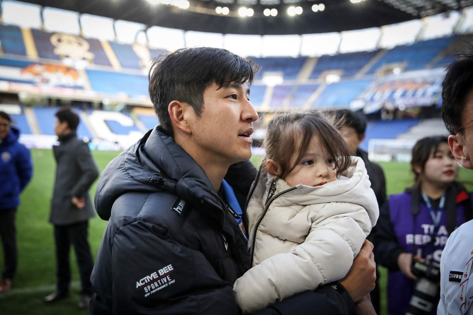 K League 1 Ulsan Hyundai vs Jeonbuk Hyundai Motors Park Joo-ho