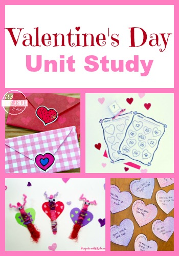 Valentine's Day Ideas - So many fun clever valentiens day activities, educational activities, lesson plans and more for preschool, kindergarten, first grade, 2nd grade, 3rd grade, 4th grade, 5th grade, and 6th grade kids