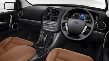 Ford Territory Titanium Diesel Review
