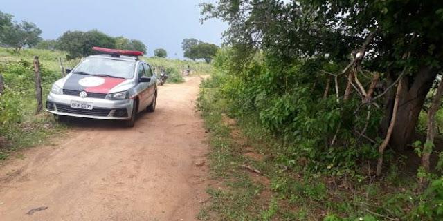 Homem é encontrado morto com marcas de tiros na zona rural de Catolé do Rocha