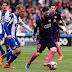 Deportivo le pega 2-1 al Barcelona