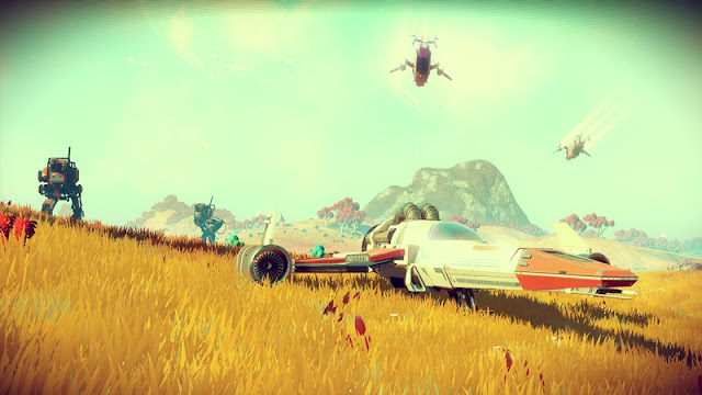 Amazon, Sony y Steam permiten devoluciones de No Man's Sky independientemente de las horas jugadas