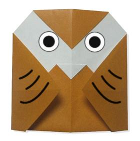 How to Make an Origami Owl « Origami :: WonderHowTo | 283x280
