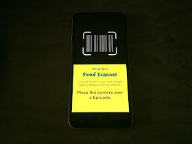 Change4Life Food Scanner app
