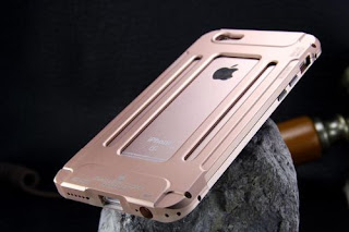 For APPLE IPHONE 6S 6 PLUS ALUMINUM METAL OPS BUMPER HEAVY DUTY ARMOR CASE COVER
