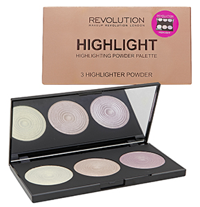 Makeup Revolution (MUR) Highlighting Powder Palette Highlight