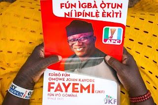 Ekiti 2018: Fayemi vs Olusola Eleka
