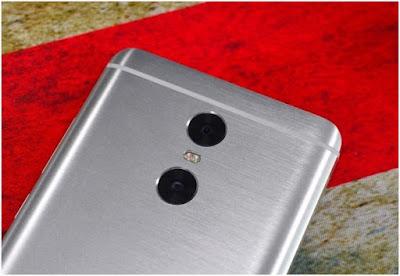 camera tren Xiaomi Redmi Pro