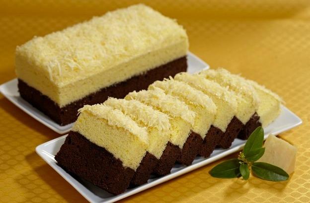 Resep Cake Kukus Labu Kuning Lapis Coklat: Resep Kue Brownies Coklat Kukus Dan Panggang Sederhana