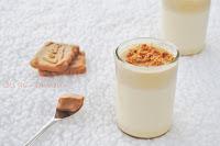 Yogur con crema de speculoos