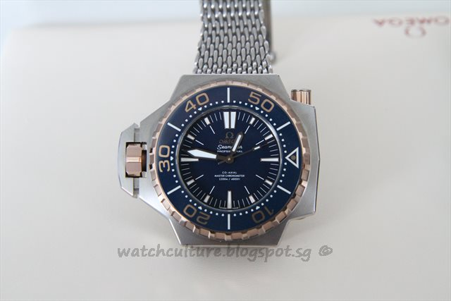 Watchculture Omega 2015 Collection James Bond Limited