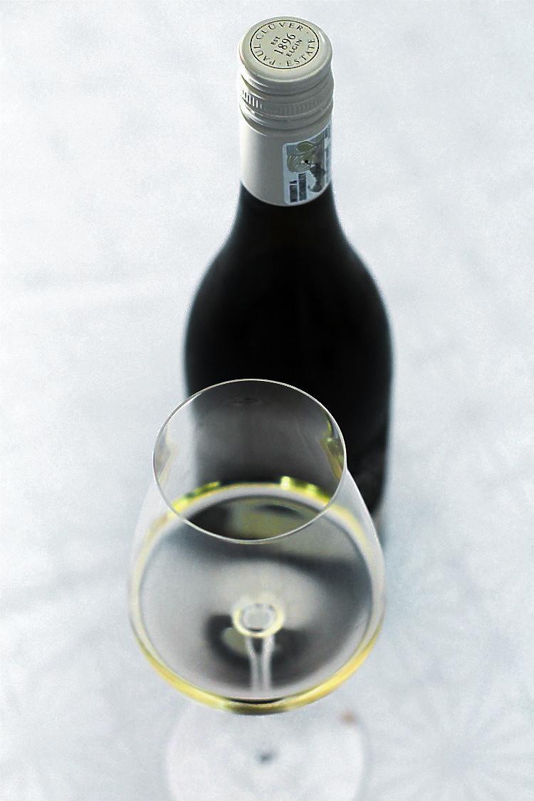 Der perfekte Wein zur Ente: Chardonnay Paul Cluver Estate Wine Elgin, Südafrika. Bezugsquelle: Ludwig von Kapff  | Arthurs Tochter kocht. Der Blog für Food, Wine, Travel & Love von Astrid Paul