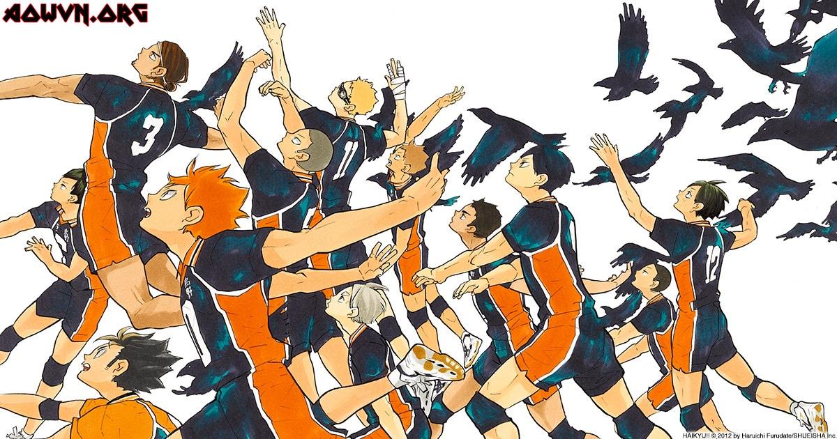 pFe5DBt - [ Anime 3gp Mp4 ] Haikyuu!! SS1 + SS2 + SS3 + OVA | Vietsub - Max hay!!