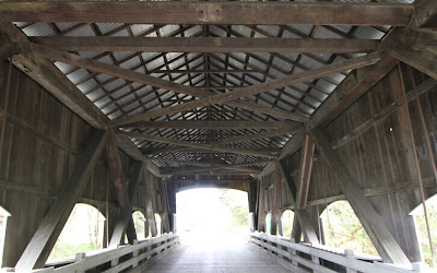 Covered Bridges-Managing Change/Carrying Traffic