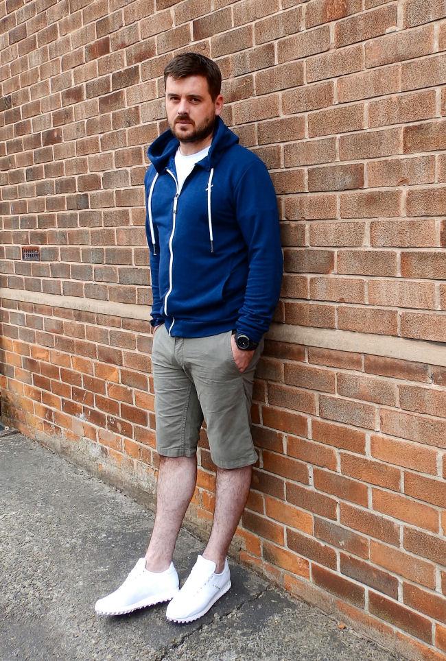 Adidas LA Trainer Weave at Foot Locker! Summer Shorts #