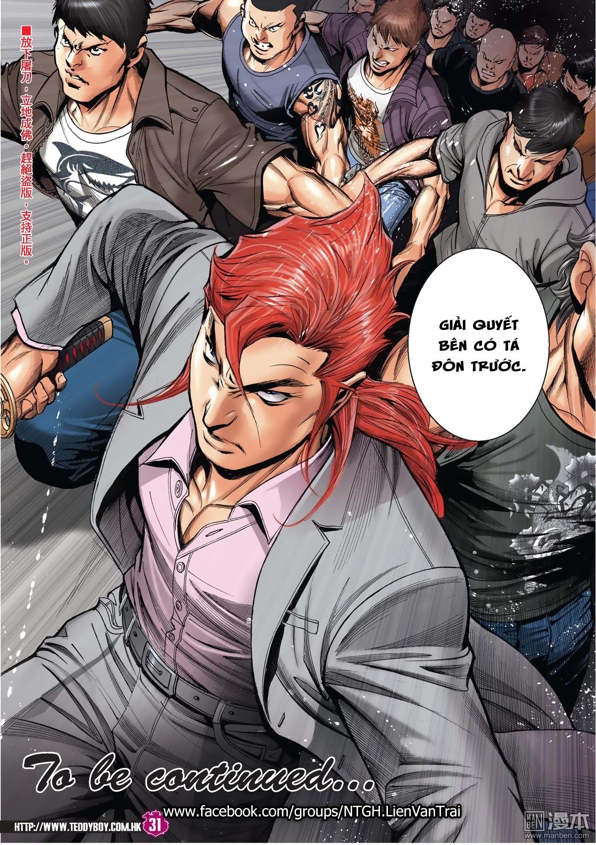 Người Trong Giang Hồ RAW Chương 2023 - NhoTruyen.Net