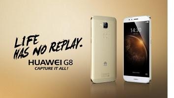 harga baru Huawei G8, harga bekas Huawei G8, spesifikasi lengkap Huawei G8
