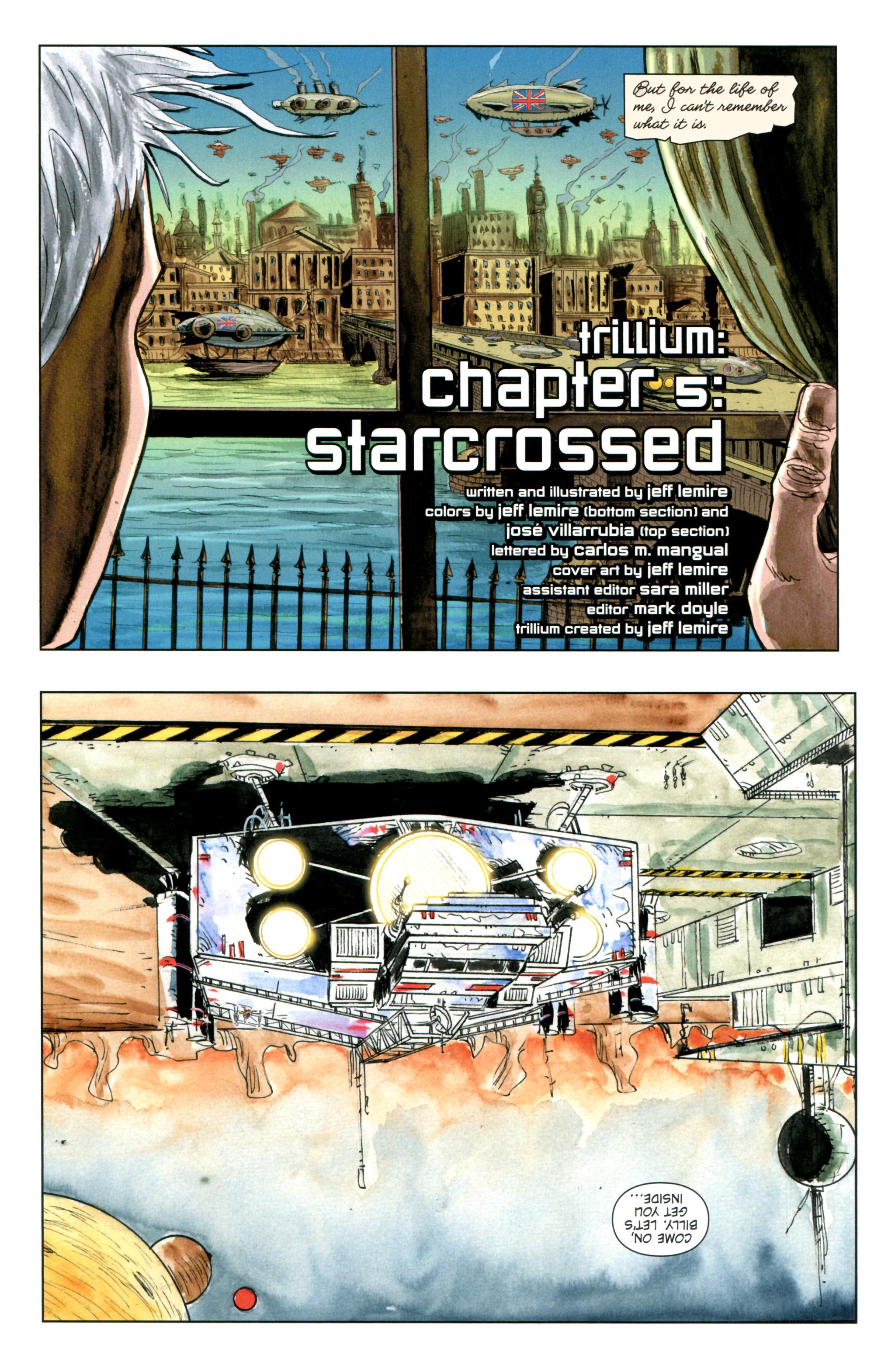 Read online Trillium comic -  Issue #5 - 4