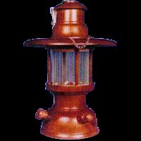 Lampu Petromak lengkap