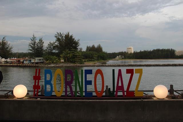 Borneo Jazz ke 13 Cococabana Miri