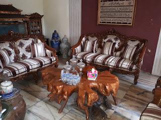 service sofa sawangan
