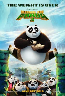 poster filme Kung Fu Panda 3