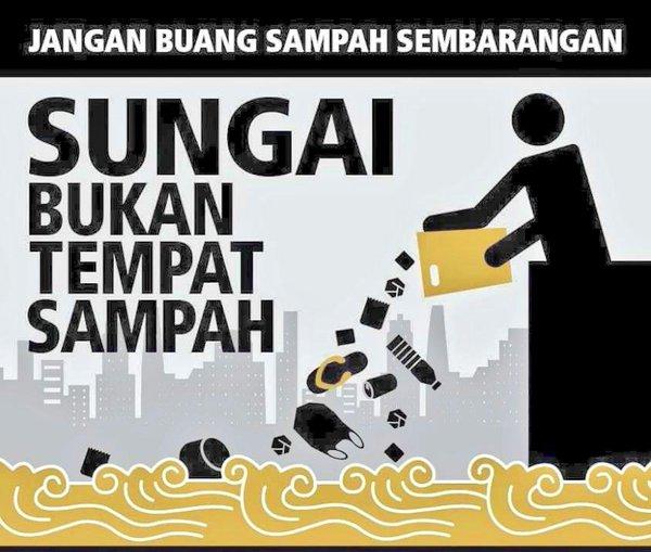 Kata Bijak Larangan Buang Sampah   Cikimm.com
