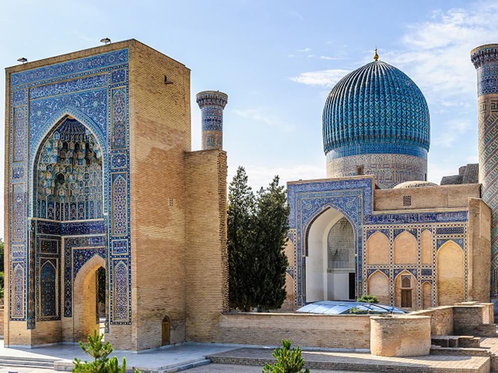 Galeri Umroh uzbekistan Permata Azzumar