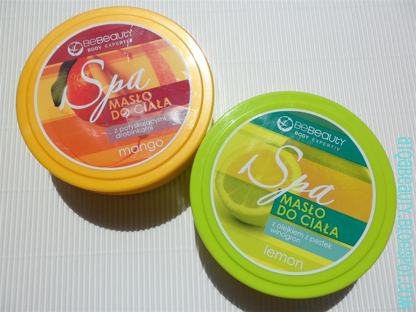 Pielęgnacja :: Body Expert!v SPA – masła do ciała z Biedronki