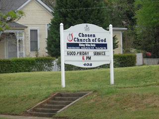 Chosen Church of God, Eatonton