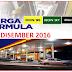 Harga Minyak Disember 2016 Petrol RON95 RON97 Dan Diesel