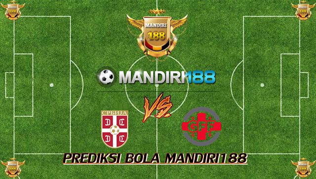 AGEN BOLA - Prediksi Serbia vs Georgia 10 Oktober 2017