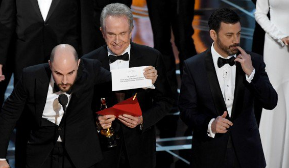 The accountants responsible for the 2017 #OscarFail have been banned from the event