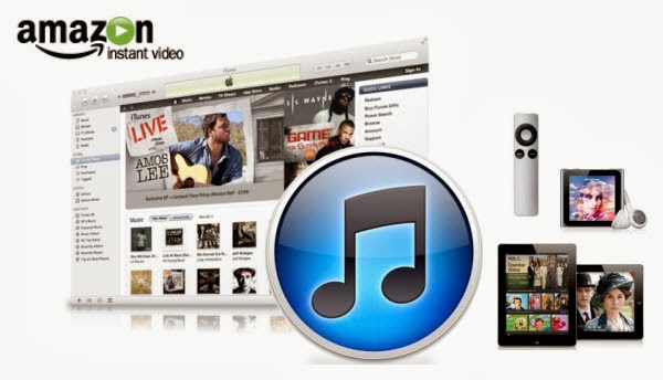 Sync Amazon Movie to iTunes