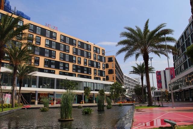 Khu Boutique Hotel thuộc Cocobay