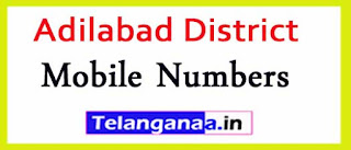 Bellampalle Mandal Sarpanch Wardmumber Mobile Numbers List Part I Adilabad District in Telangana State