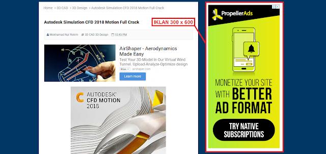 Cara Pasang Banner Iklan Mandiri di Blog