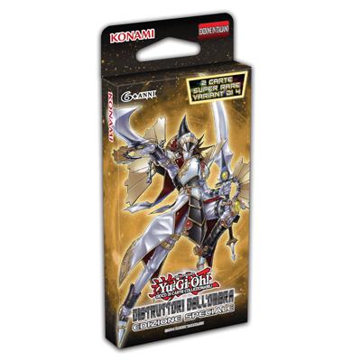 Yu Gi Oh Duel Links: deck leggendari distruttori dell'ombra edizione speciale