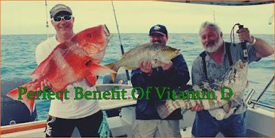 Perfect Benefits Of  Vitamin D