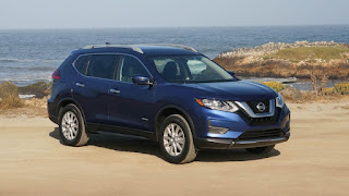 cool car, best review, Nissan Rogue Hybrid SV 2017