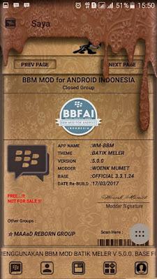 BBM MANUAL ALA WM v5.0.0 Base BBM 3.3.1.24 APK