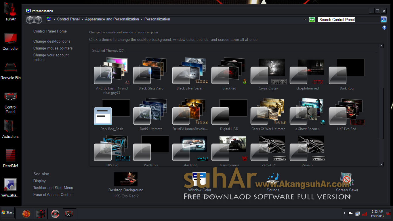 free download Windows 7 Final Remix Gamer Edition 2017 full activation