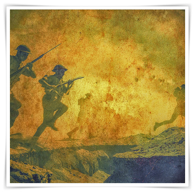 El Alamein soldiers