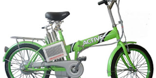 From China – the hydrogen-powered bike. (Image Credit: Wikimedia Commons) Click to Enlarge.