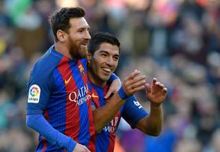 ليونل ميسي يعادل رقم راؤول جونزاليز بتسجيله امام 35 نادي اسباني