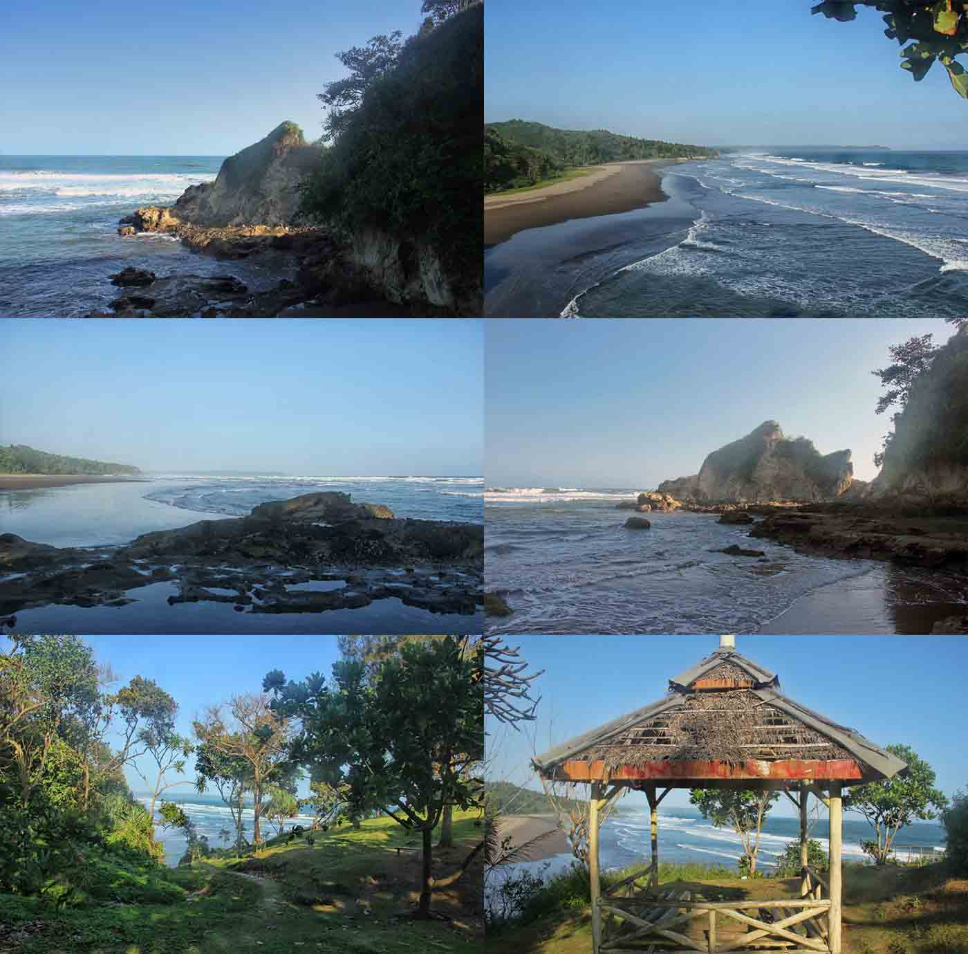 Pantai Karang Nini, Pantai Eksotis Berselimut Legenda